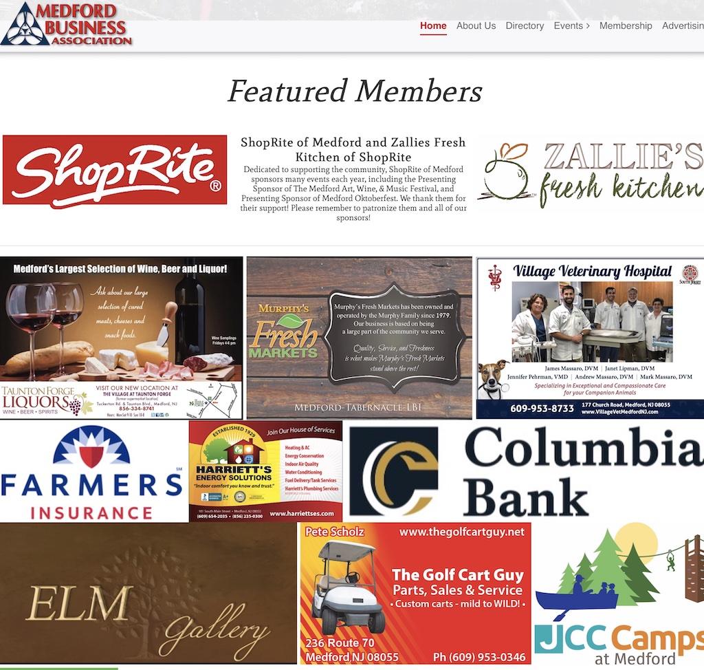 MBA Website Advertising